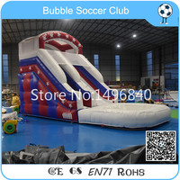 Free Shipping 7Lx3Wx5Hm Inflatable Water Slide,Inflatable Pool Slides For Inground Pools,Commercial Inflatable Water Slides