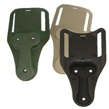 Тактический IPSC кобура весло для Glock 17 19 22 23 31 32 Colt 1911 M9 USP M92 P226 пистолет аксессуары охотничий пистолет кобура с петлей