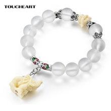 Женский браслет с бусинами toucheart и роскошные брендовые браслеты