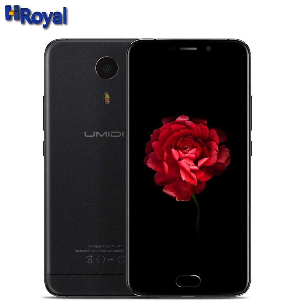 bilder für Umidigi Plus E Android 6.0 Handy MTK6757 Helio P20 Octa-core 5,5 Zoll Bildschirm 6 GB RAM 64G ROM 4000 mAh 4G Smartphone