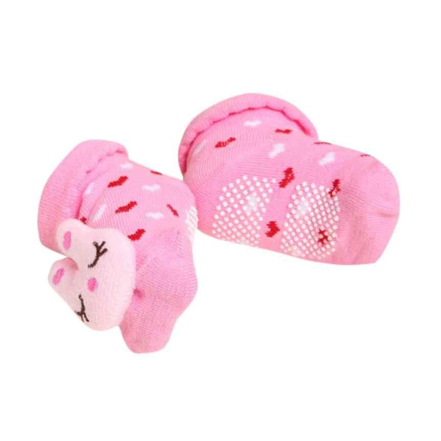 MUQGEW 2019 новая одежда мультфильм Новорожденный ребенок Девочки Мальчики нескользящие носки тапочки Детская одежда спортивный костюм