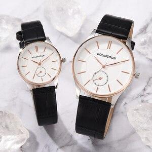 Ladies Watch Luxury Leather Ca