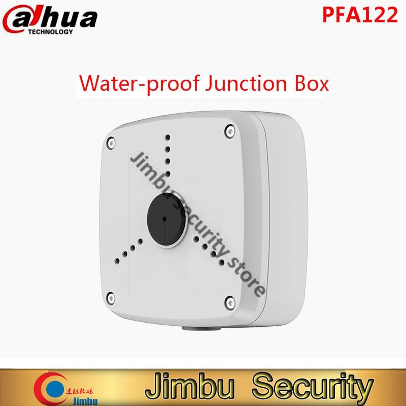DAHUA mount Water-proof Junction Box PFA122 CCTV Accessories IP Camera Brackets Camera Mount PFA122 dahua junction box pfa131