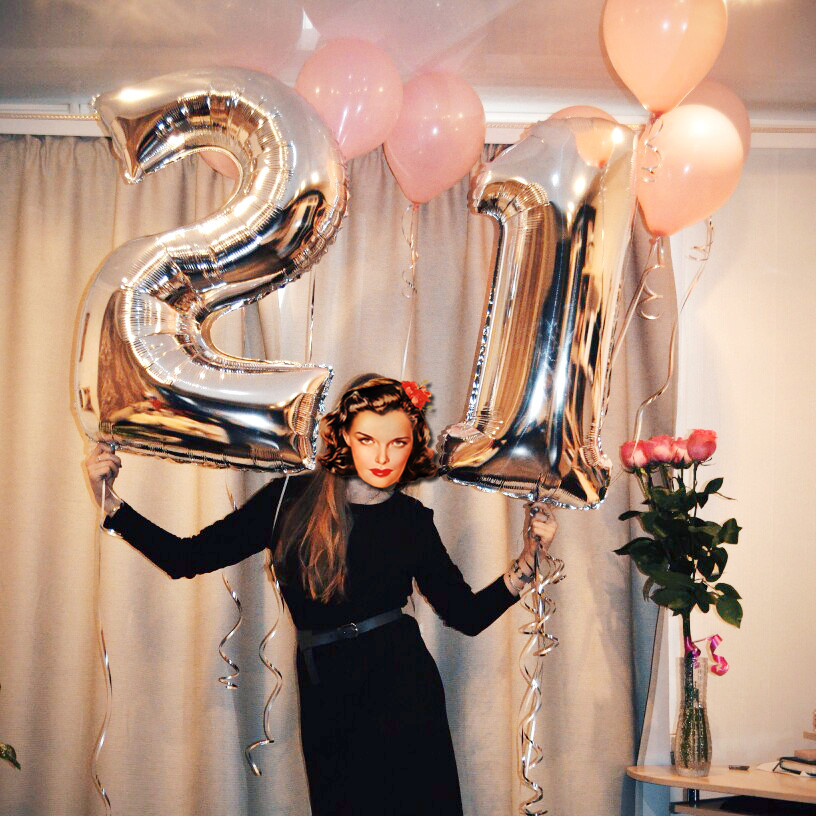 """32/"""" Large Foil LETTER Number Air Balloon Aniversary Happy Birthday Party Balloon"""