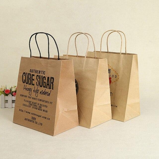 10ad20b1d 500 pçs/lote personalizado mais barato dom saco de papel kraft/saco de papel