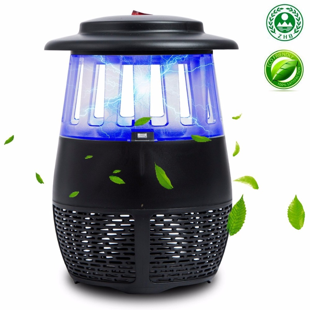YWXLight 5W Inhalation Mosquito Control Electric anti Mosquito Killer Lamp LED Pest Catcher Repeller Bug Insect Repellent Night ultrasonic pest repeller electronic insect repellent device pest control rodent mouse anti mosquito insect outdoor camping tools