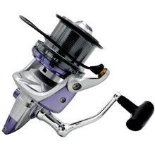 2019 nuevo KCN10000 rueda de pesca lejana 12   1 BB relación de engranaje sin gajos 4,6: 1 carrete de pesca de tiro largo carrete aparejos de pesca