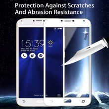 3D Full Explosion-proof Cover Screen Protector For Asus Zenfone Lite 3 4 Max Ze520kl ZC520tl Zc554kl Tempered Glass 5.2 5.5 Inch