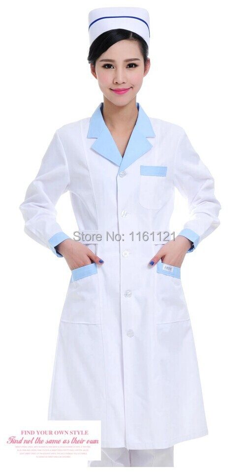 2015 Real New Arrival Women Woven Medical Suit Women's Nurse Uniform Clothing For Work In Hospital, Medical Lab Coat Store Color Durable Modeling