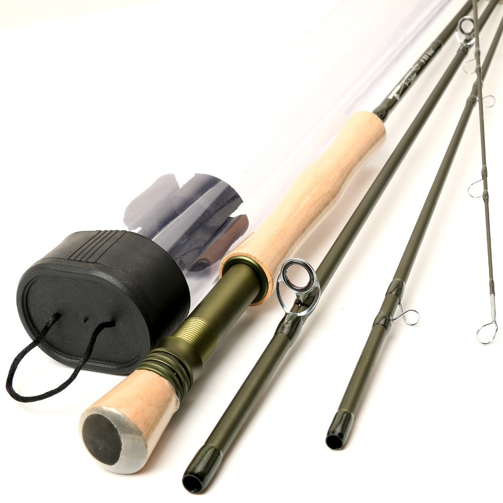 Maximumcatch full well handle sk carbon fiber fly fishing for Carbon fiber fishing rod
