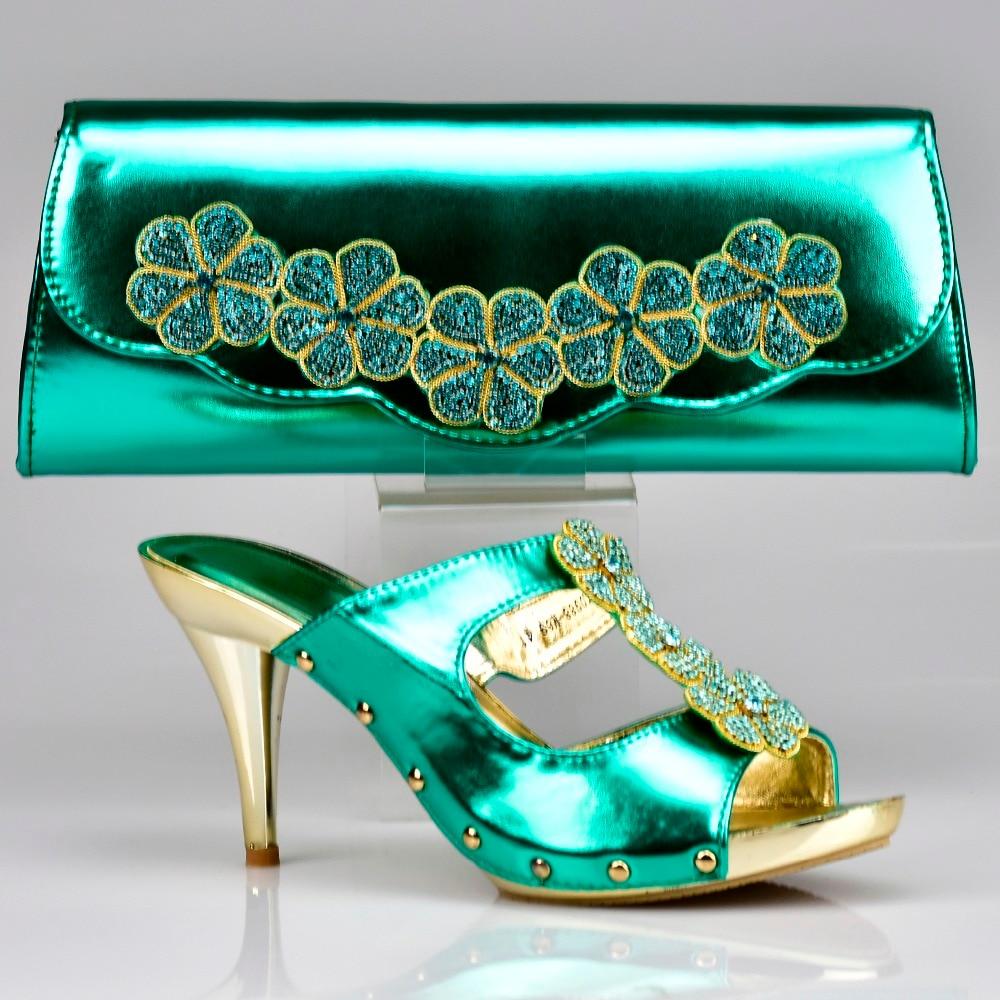 Dames Pour 2 5 Nouveau 4 Correspondant Le Et 1 Chaussures Assorti Summer Mariage Sac Party Ensemble Pompes 3 Chaussure Italiennes rqHrwa8xp