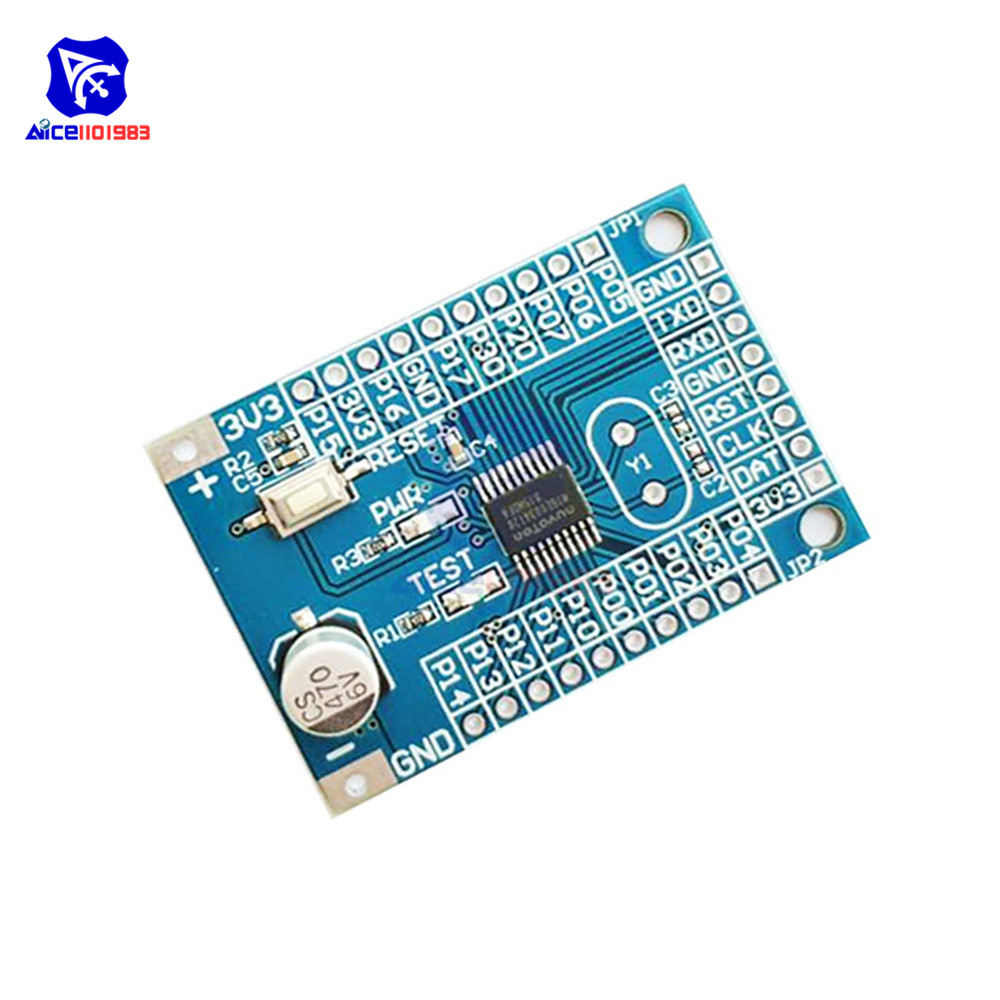 N76E003AT20 Development Board System Board Core Board Minimum System Wireless Module For Arduino