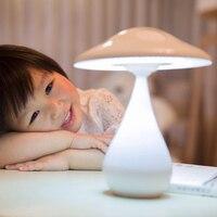 Anion zdrowie Anti-Radiation Grzyb Oczyszczacz Powietrza Lampy Akumulator Książki Światło Lampy Biurko LED Dzieci Oczu Ochronne