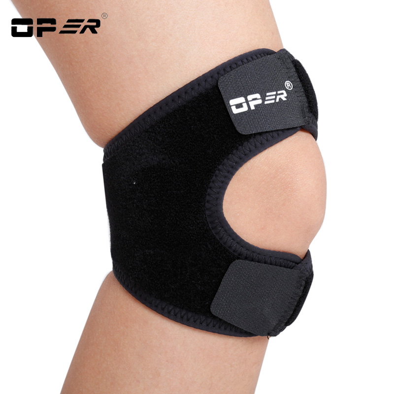 OPER Knee Orthosis Pads Health Care Knee Pain Brace Support Patellar Loose Prevent Sprained Orthopedic Walker Posture Corrector 2015 adjustable knee support bracket fixed fracture knee meniscus ligament knee brace