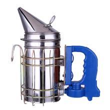 Hot Sale Stainless Steel Electric Bee Smoke Transmitter Kit Beekeeping Tool Apiculture Smoker