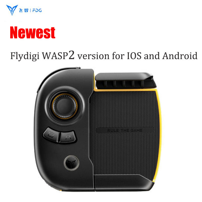 Newest Youpin Flydigi WASP2 Game Handle Wireless Smart feizhi Controller iOS Android for iphoneXS MAX iphone 7plus ipad(China)