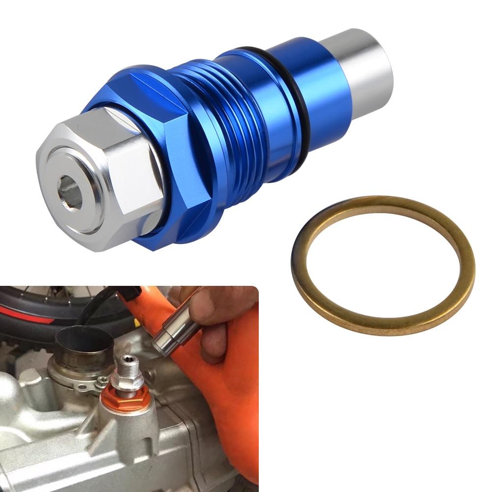 NICECNC Cam Cronometragem Chain Tensioner Para Husaberg FE 250 FE 350 2013 2014 Husqvarna FC FE250 FE350 FC250 FC350 2014 -2016 2017 2018