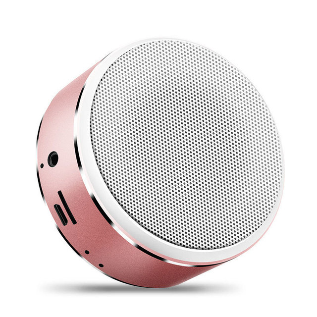 Stereo Music Portable Mini Bluetooth Speaker Wireless Hifi Speaker Subwoofer Loudspeaker Audio Gift Support TF AUX USB A8