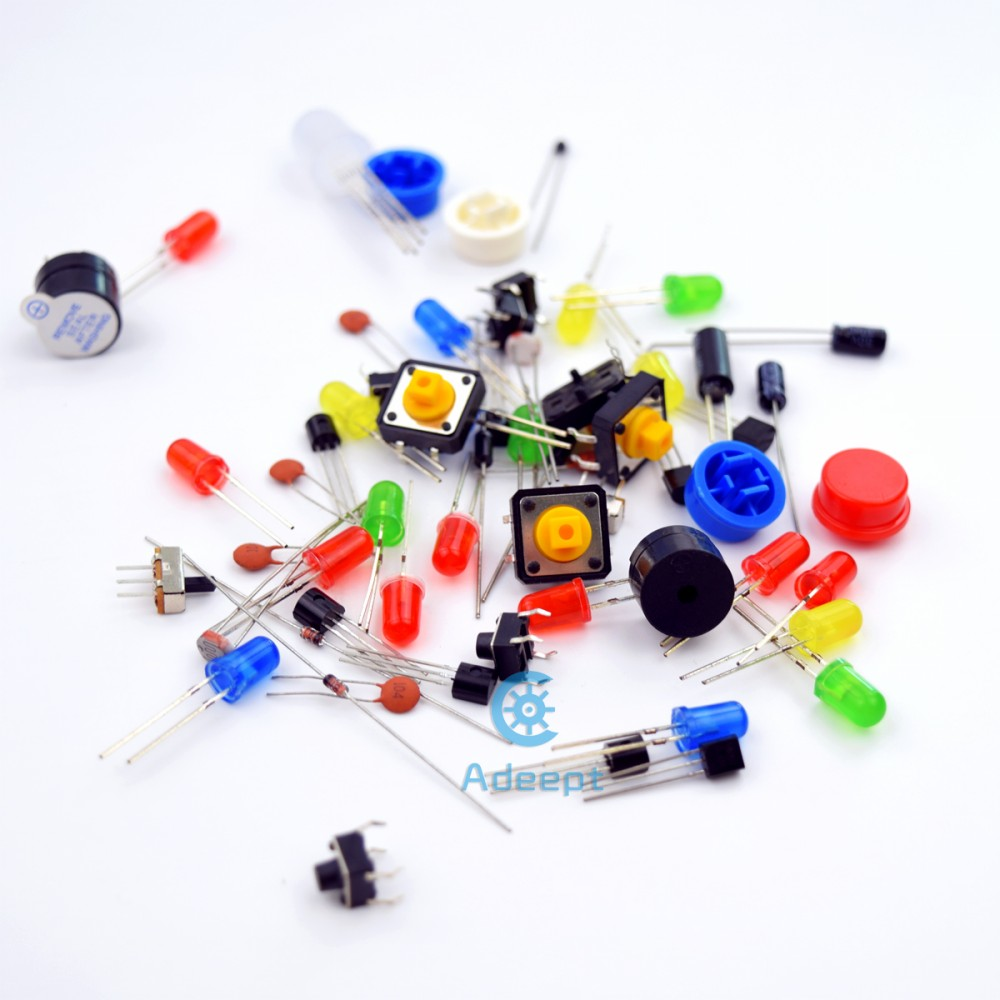 Adeept DIY Electric Νέο κιτ εκκίνησης RFID για το - Παιχνίδια και αξεσουάρ - Φωτογραφία 5