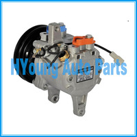 air auto ac Compressor SV07E For Daihatsu charade hijet move kubota 447220 6771 447220 6750 447260 5540