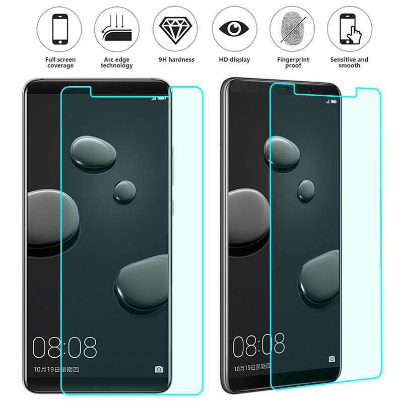 טלפון מסך מגן טלפון אביזרי Dustproof שריטות הוכחה מגן קולנוע מזג זכוכית עבור Huawei Mate 10 פרו קשה סרט