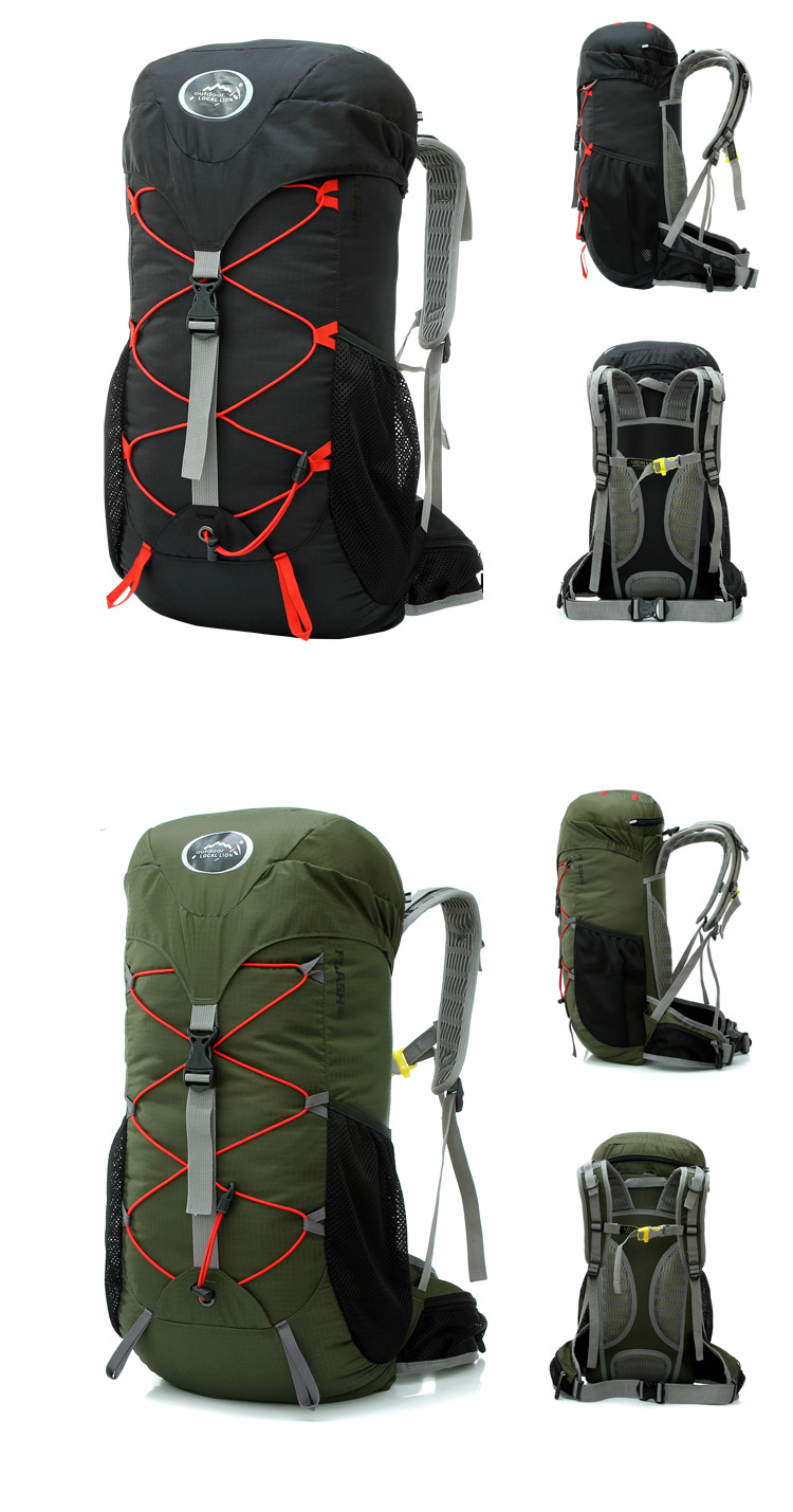 57d75d5be8b4 Travel Backpack Or Hiking Backpack- Fenix Toulouse Handball