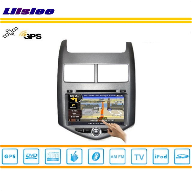US $650 0 |Liislee Car Android Multimedia For Holden Barina 2012~2013 Radio  CD DVD Player GPS Nav Navigation Audio Video Stereo S160 System-in Car