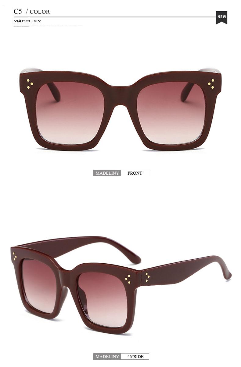 HTB1DMokaLjM8KJjSZFsq6xdZpXaF - MADELINY Fashion Sunglasses Women Vintage Brand Design Square Luxury Sun glasses Big Frame Shades Eyewear Oculos UV400 MA033