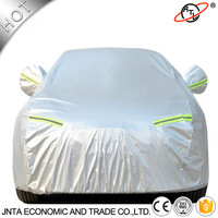 ATL High Quality T190 Double Faced Silver Car Covers Four Seasons Universal Waterproof And Resist Rain