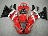 Injection ABS Fairing Kit Bodywork for Yamaha YZFR1 YZF R1 00 01 2000 2001