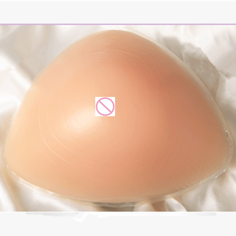 Buy Size3 75B/80A Cup Allergic Silicone Breast Forms Breast Cancer Surgery Aftert Making Body Balance Fake Breast