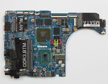 Dell XPS 15 için L521X CN 0M0YWH 0M0YWH M0YWH i7 3540M N13P GS A2 Laptop Anakart Anakart için Test ve Mükemmel Çalışma