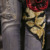 2016 reales nueva estación europea a la moda Casual lentejuelas rosa de oro de costura con cuentas de secado artical moda mujer vaqueros