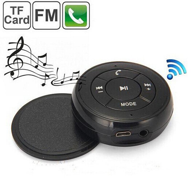 Kextech Car Bluetooth Music Receiver With Hands Free Function: 2018 New Audio Bluetooth Music Receiver Adapter Handsfree