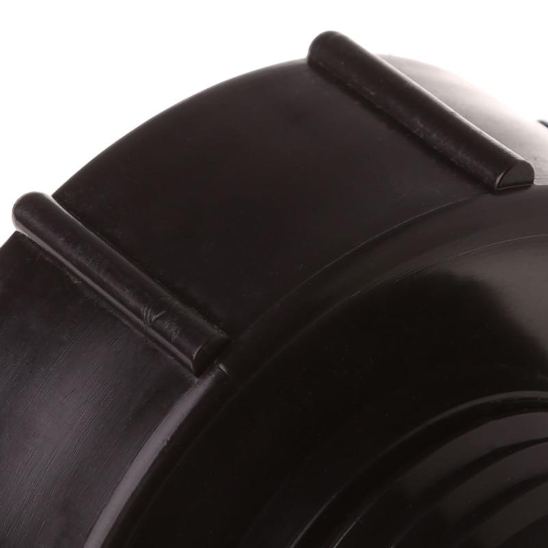 """IBC сливной штуцер пищевой дренажный адаптер 3,94 """"грубая нить до 1,97"""" шланг кран клапан"""