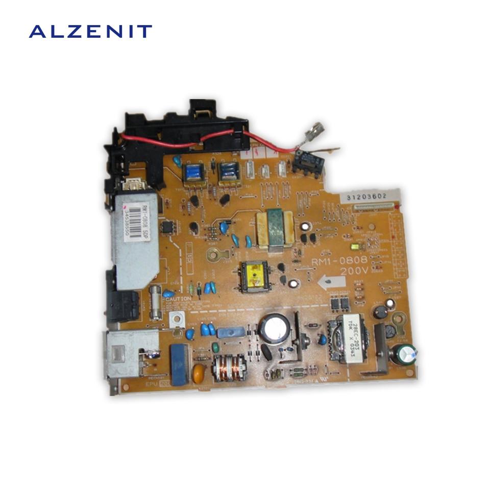 все цены на For HP 1010 1012 1015 Original Used Power Supply Board RM1-0808 Printer Parts 220V On Sale онлайн
