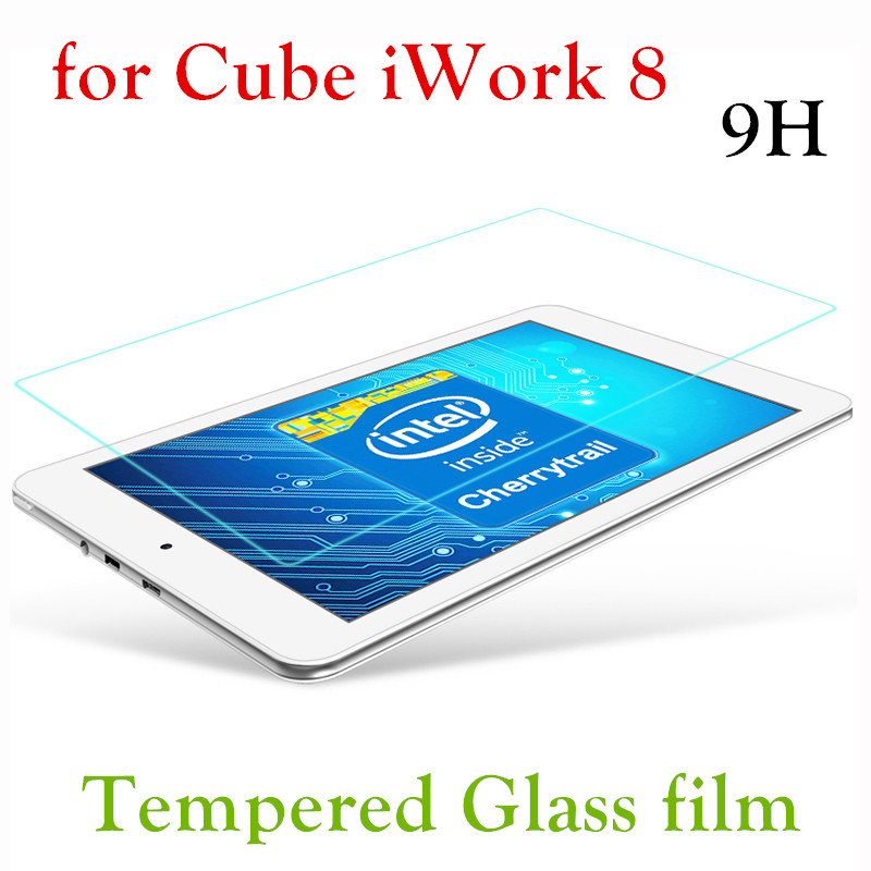 Computer & Office Tablet Accessories Honest Tempered Glass Screen Protector For 8.0 Cube Iwork 8 Air/ Iwork8 Ultimate Hd Clear 0.26mm 2.5d Premium Tablet Protective Film