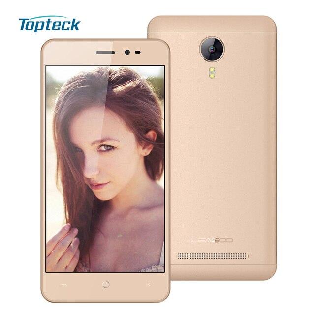LEAGOO Z5C 3G Smartphone 5.0inch Quad Core 1.3Ghz 1GB+8GB Android 6.0 5.0MP Cellphone 2300mAh GPS Bluetooth FM WIFI Mobile Phone