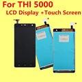 PARA THL 5000 Display LCD + Touch Screen + Ferramentas Digitador Assembléia Substituição Acessórios Para Telefone