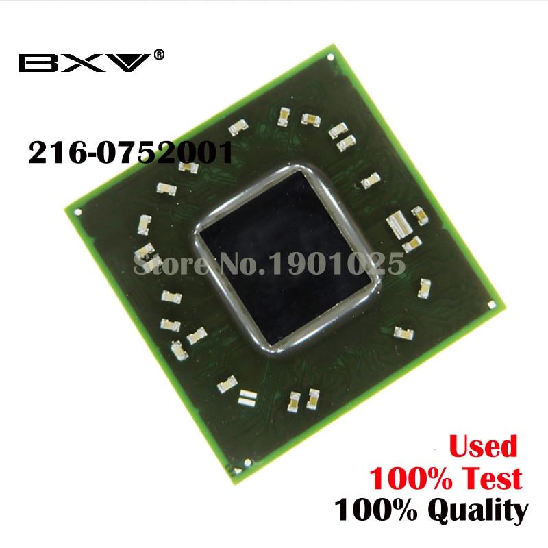 1 pces 100% teste muito bom produto 216-0752001 216 0752001 bga chip reball com bolas ic chips