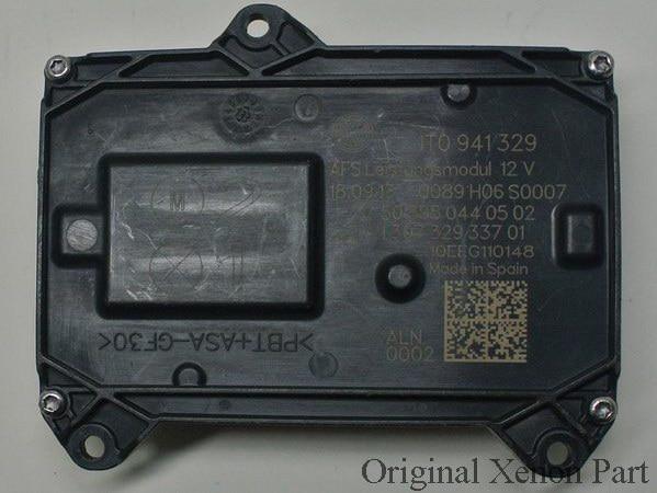 Used Original Xenon Headlight Computer Module Control Unit  1T0941329 1T0 941 329 130732933701 1 307 329 337 01