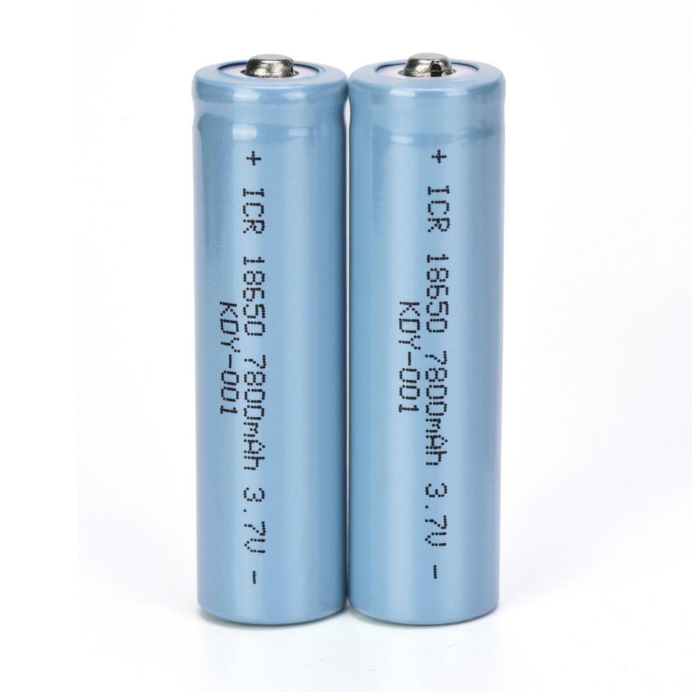 CARPRIE 2PCS 3.7V 7800mAH Li-ion Rechargeable 18650 Battery For Flashlight Torch Emergency Lighting Portable Devices Power Tools 12v 1800mah rechargeable portable emergency power li ion battery for cctv devices