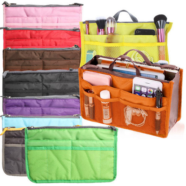 New Women's Fashion Bag in Bags Cosmetic Storage Organizer Makeup Casual Travel Handbag LXX9 3
