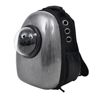 Pet Cat Dog Puppy Carrier Travel Bag Space Capsule Backpack Bag Breathable Transport Bag For for Kitty Puppy Chihuahua Outdoors
