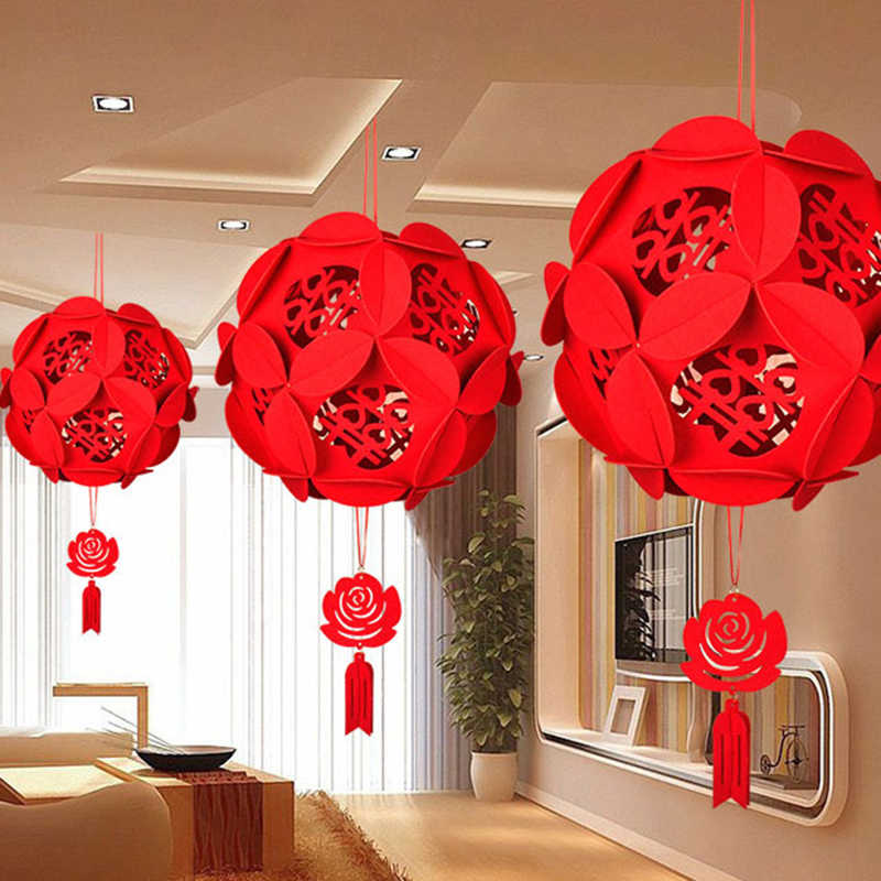 Detail Feedback Questions About Chinese Lantern Home Decoration