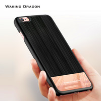 luxury Silicone 6 6s Plus 5.5 inch Case For iphone 6 6S Plus Mixed color Drawing texture phone case