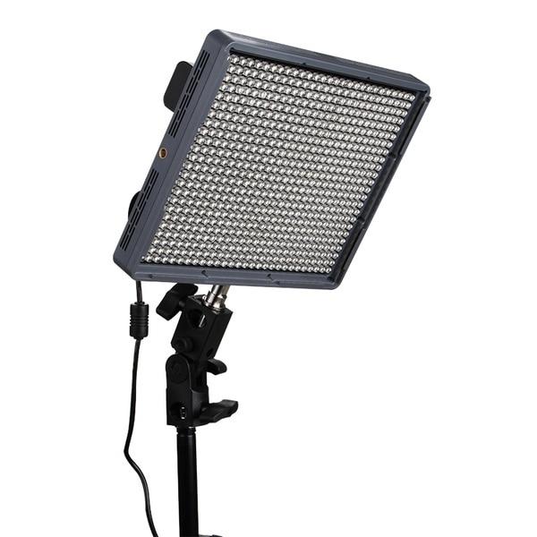 Aputure Amaran AL-HR672 LED Video Light Panel for Camcorder and DSLR Cameras AL-HR672S Studio Light with Wireless Remote Control aputure vs 1 7 v screen digital video monitor for dslr cameras eu plug