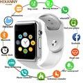 A1 наручные Смарт часы спортивные Шагомер с sim-камерой Smartwatch для Android HUAWEI Apple Samsung часы Pk Z60 DZ09 GT08