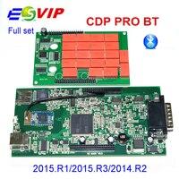 Топ Авто диагностического Инструмент TCS CDP PRO с Bluetooth новый VCI 2014. R2/R3 Бесплатная actiavte сканер
