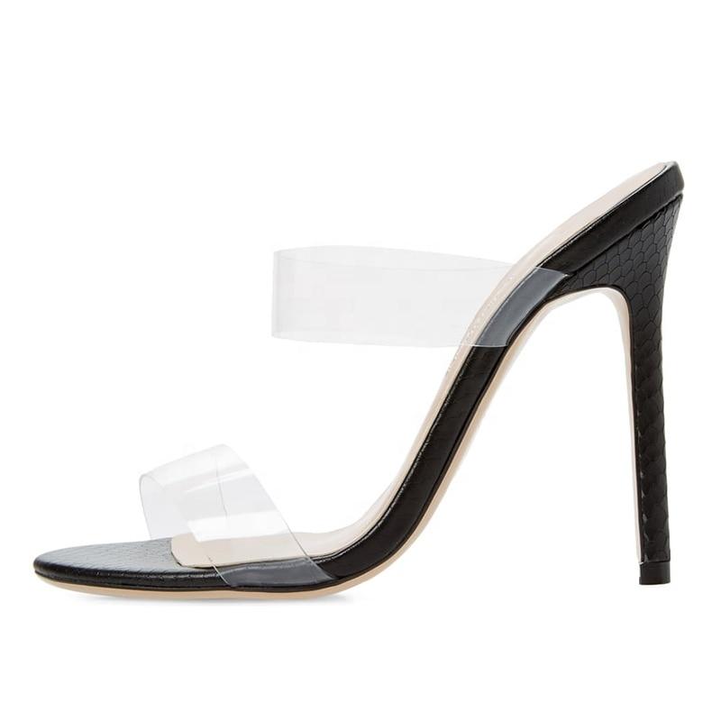 Strappy-High-Heel-Clear-Heels-Womens-Heeled